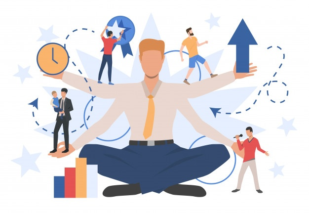 THE FOUR KEY ROLES OF MODERN HUMAN RESOURCES